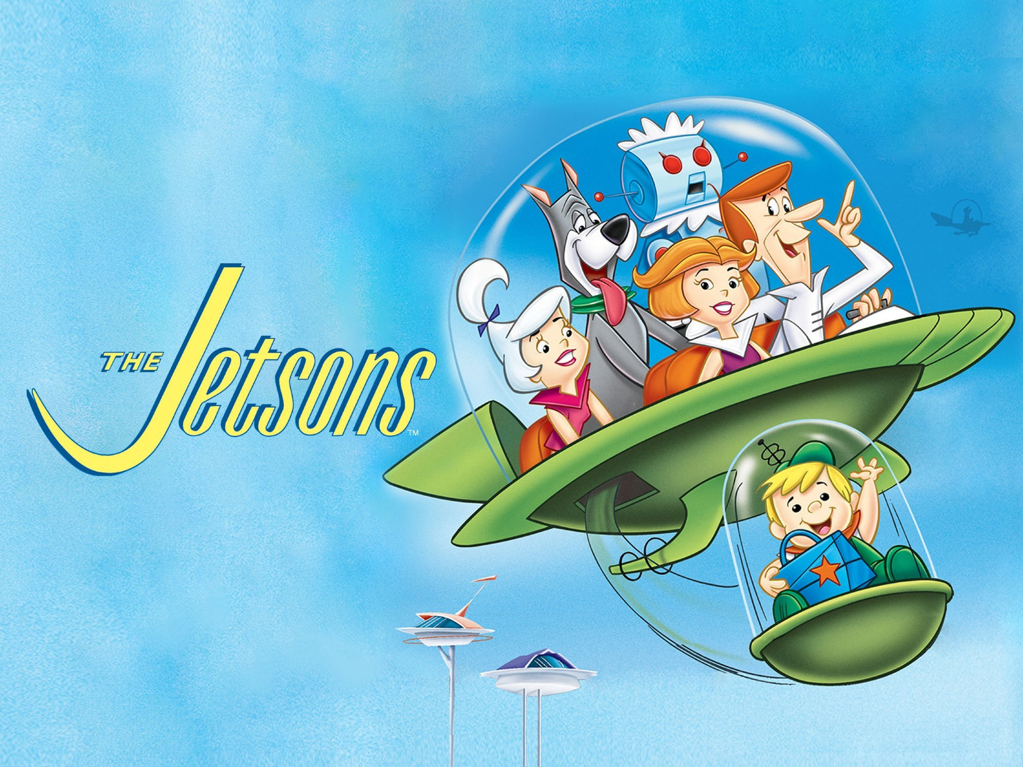 The Jetsons on Amazon Prime Video UK