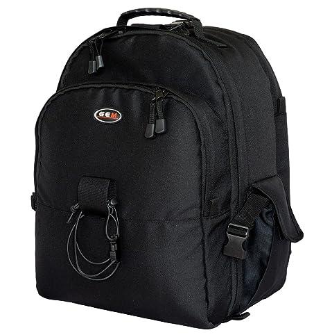 GEM mochila para cámara réflex con funda impermeable y compartimento para portátil Nikon D810 A,