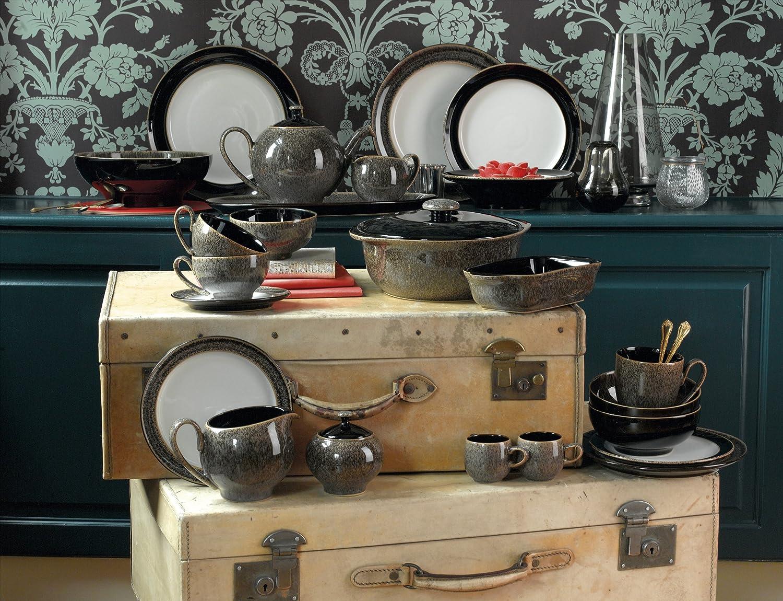 Denby Praline 12-Piece Dinnerware Set Denby USA Limited PRA-12PC