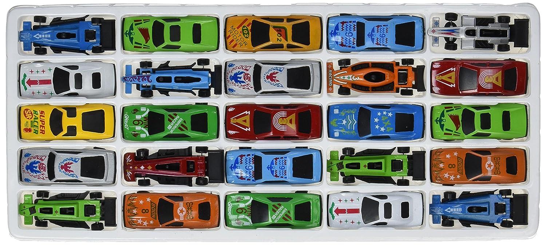 Set of 25 VEDIC25 Rhode Island Novelty Diecast Cars