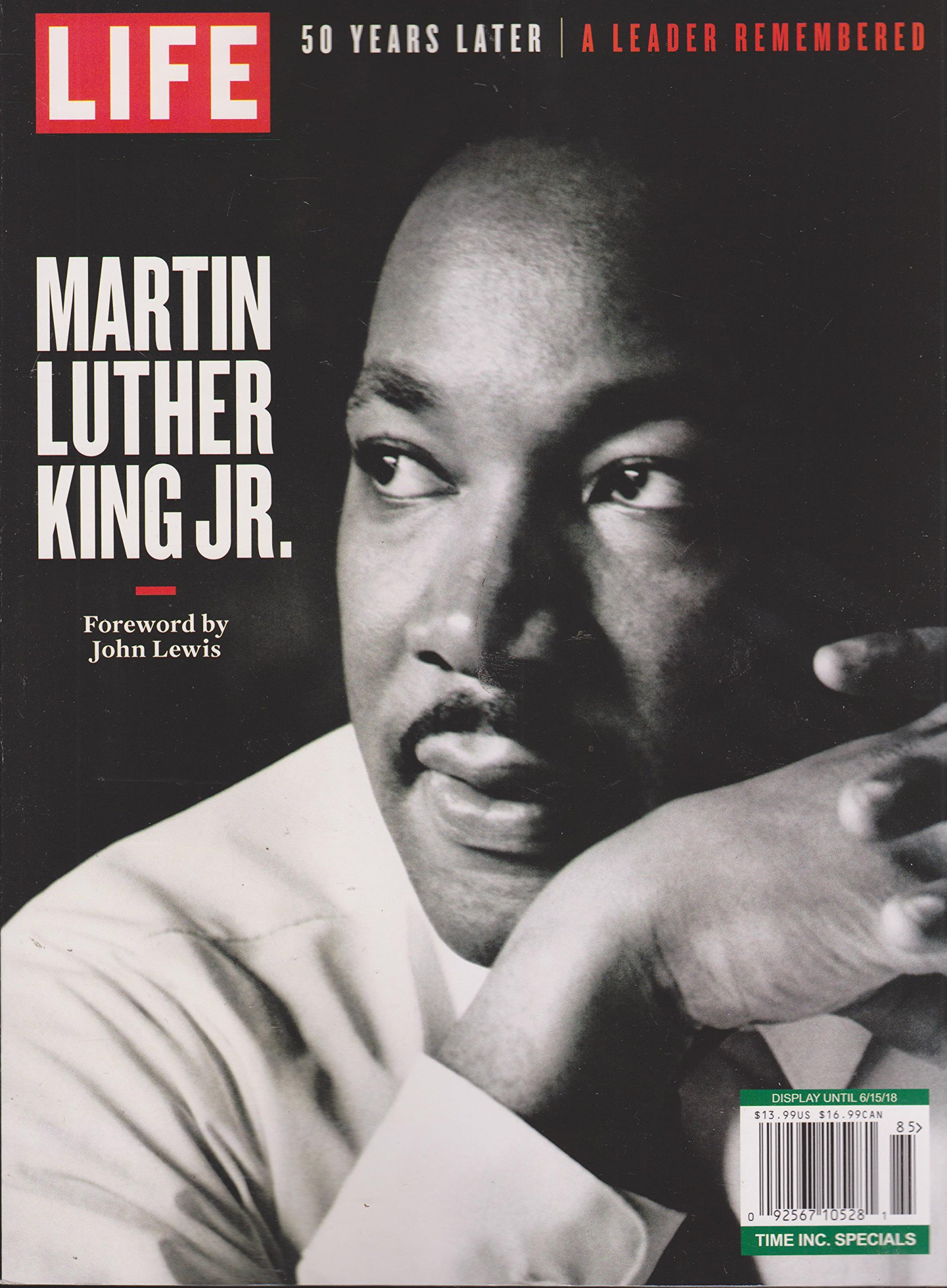 Life Martin Luther King Jr Magazine 50 Years Later 2018 pdf