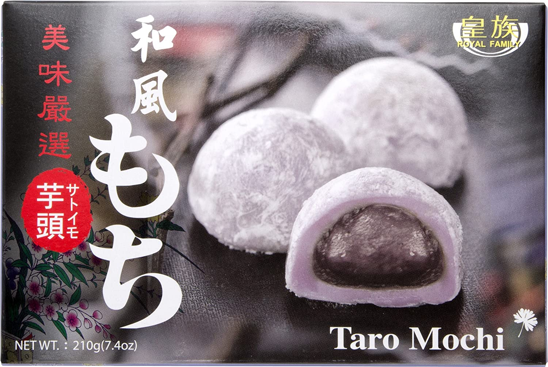 Japanese Taro Mochi - 7.4 Oz / 210g
