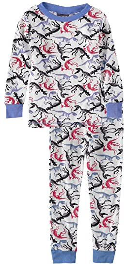 28697bb54 Amazon.com  Mon Petit Boys  Long-Sleeve Waffle Thermal Underwear ...