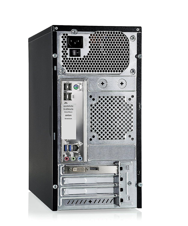 CSL Speed CAD 4629 - Intel Core i5 - 7600 K 4 x 3800 MHz, 8 GB ...
