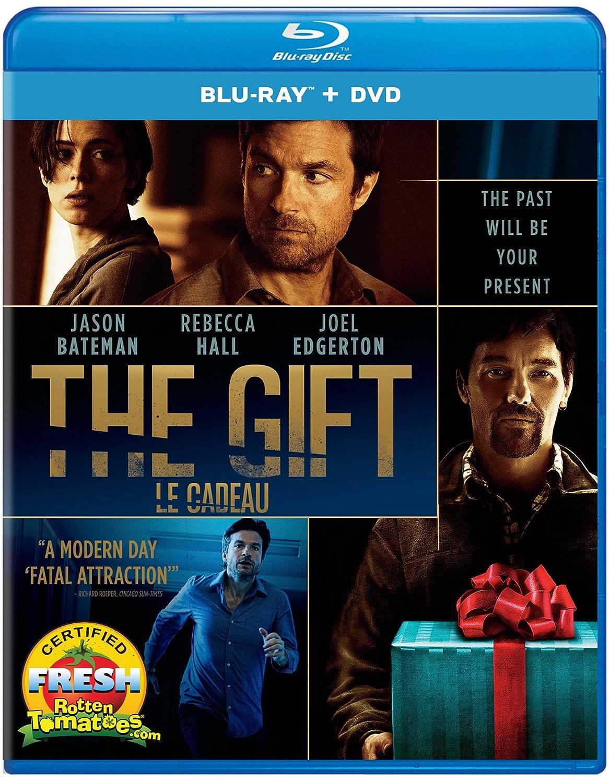 The Gift [Blu-ray] (Bilingual) Joel Edgerton Rebecca Hall Jason Bateman ANConnect Horror