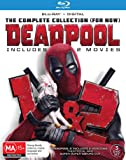 Deadpool 1 & 2 Double Pack   NON-USA Format   Region B Import - Australia