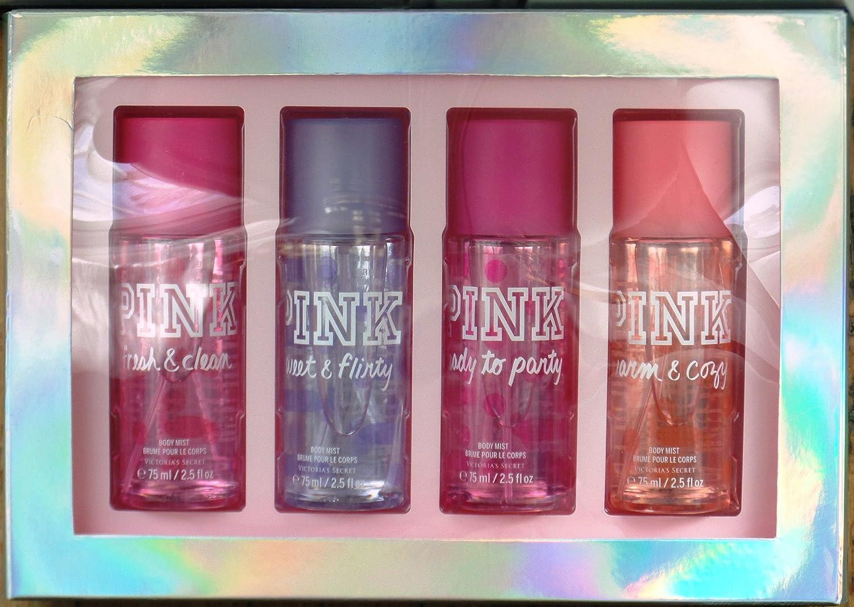 2d9c778a36 Amazon.com   Victorias Secret Pink Body Mist Gift Set   Beauty