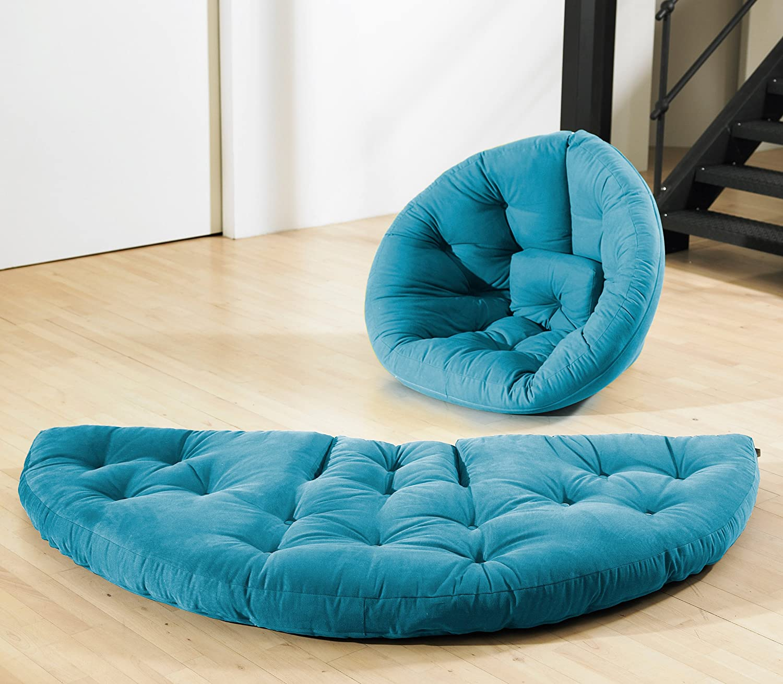 Fabulous Amazon.com: Fresh Futon Nido Convertible Futon Chair/Bed Mattress  PW62