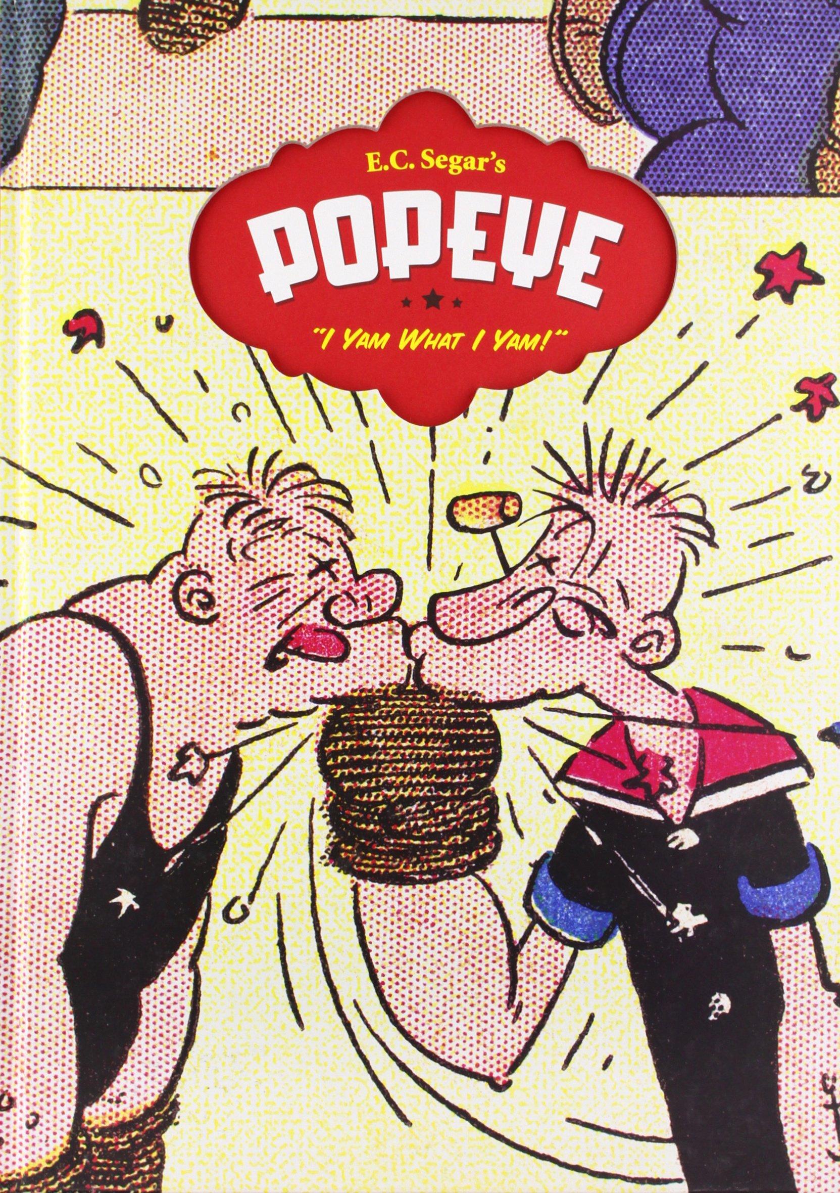 Popeye, Vol. 1: I Yam What I Yam pdf