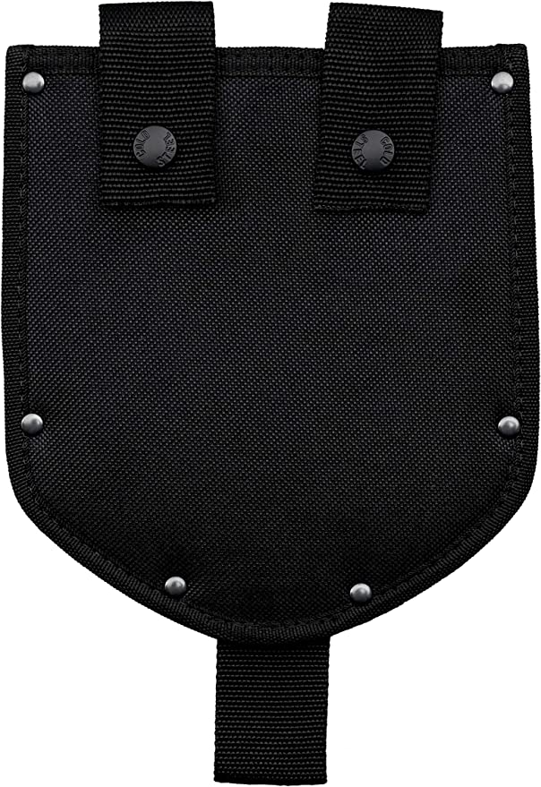 Amazon.com : Cold Steel Spetsnaz Tactical Camp Shovel Tool for Camping, Survival and Outdoors, Special Forces Shovel Sheath, One Size (92SF) : Sports & Outdoors