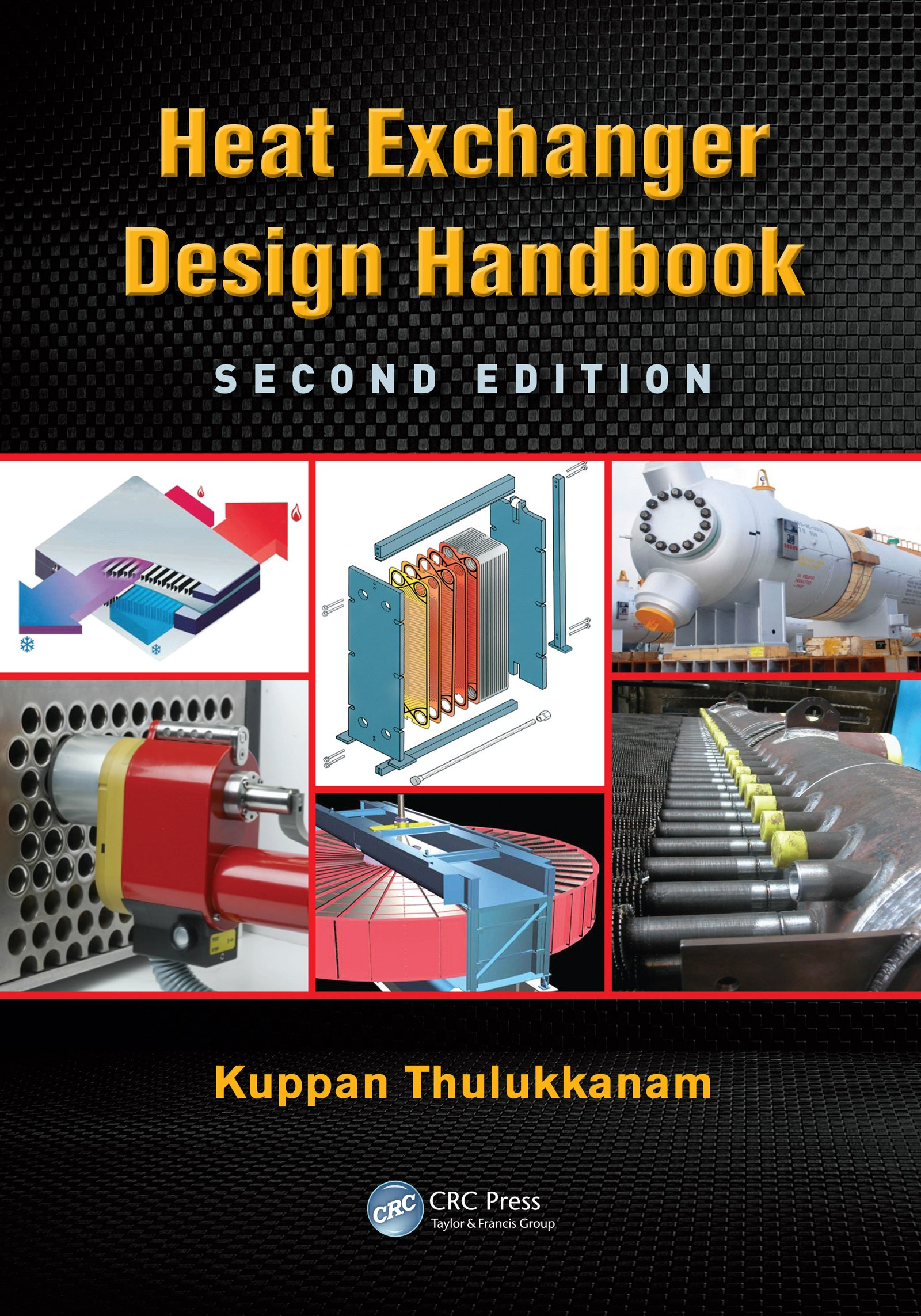 Heat Exchanger Design Handbook Mechanical Engineering 222 2 Thulukkanam Kuppan Amazon Com