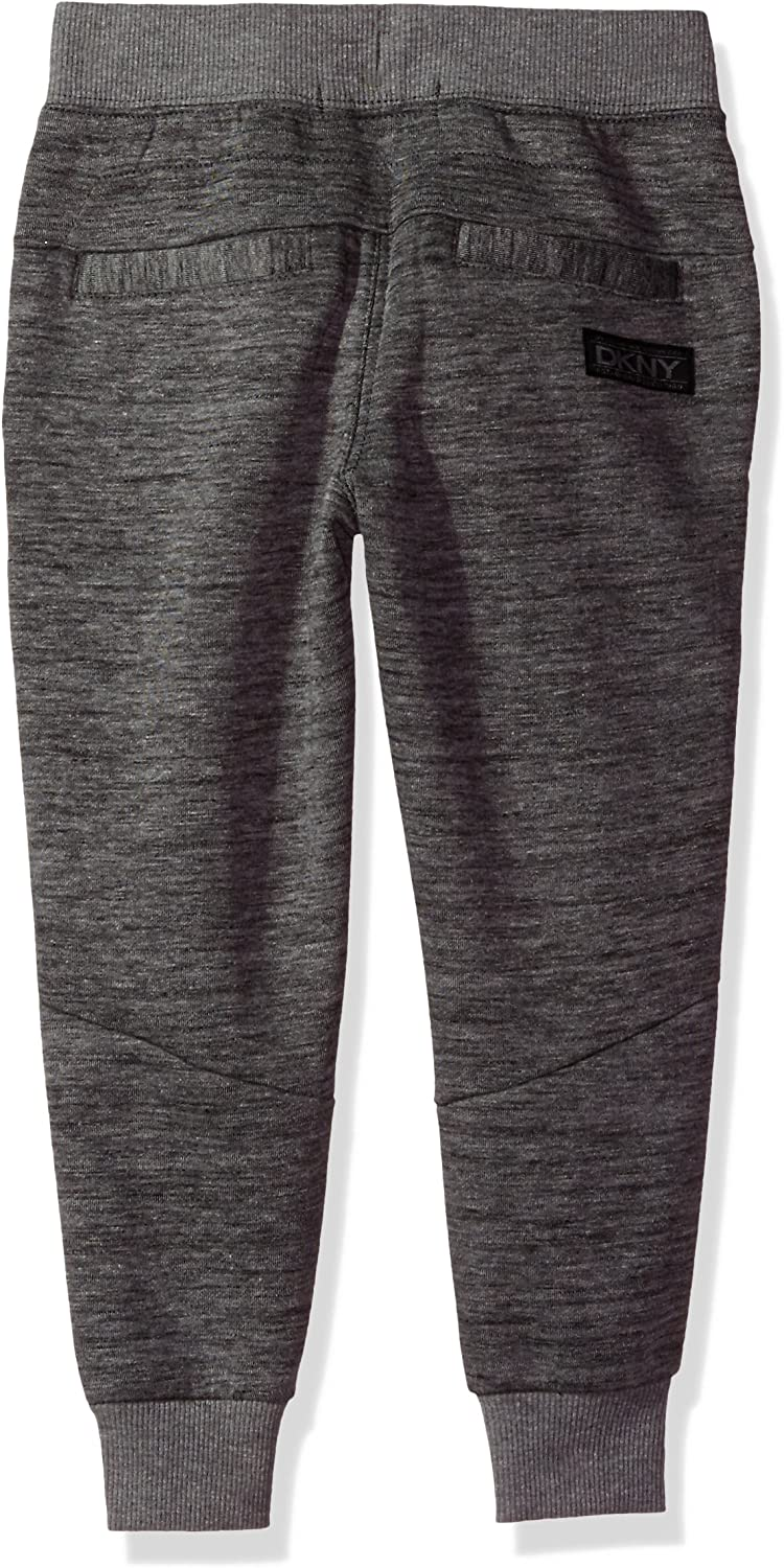 More Styles Available DKNY Boys French Terry Pant