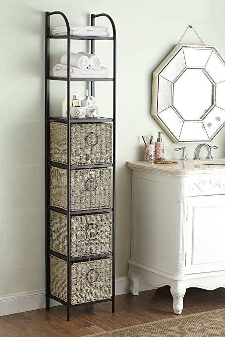 with well of ikea as baskets full hemnes hack bookcase size bookcases