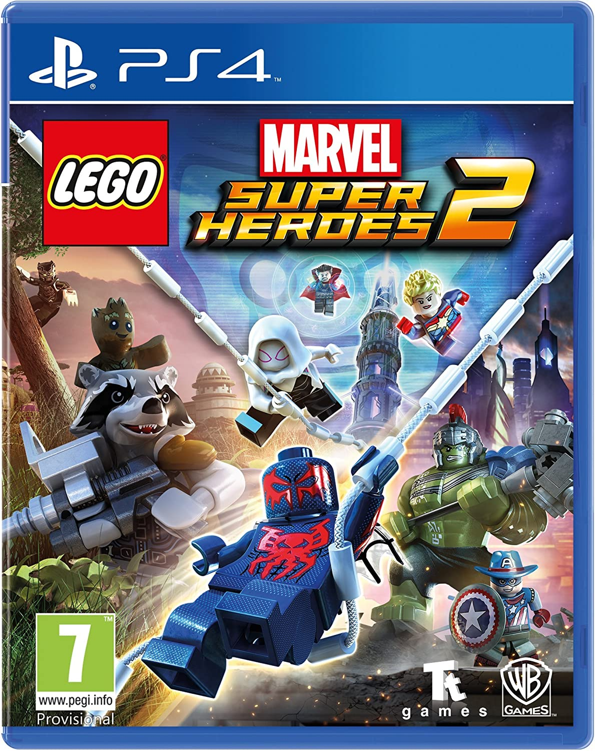 lego marvel super heroes ps4 x men