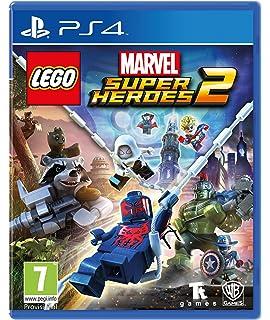 Amazon com: LEGO Marvel Superheroes 2 - PlayStation 4: Whv