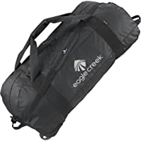 Eagle Creek No Matter What Flashpoint Rolling Duffel XL, Black (Black) - EC-20422010