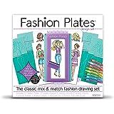 Fashion Plates - Fashion Drawing Set