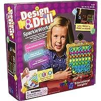 Educational Insights Design & Drill Obras Deslumbrantes