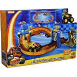 Fisher-Price Nickelodeon Blaze & the Monster Machines, Blaze to Victory Speedway