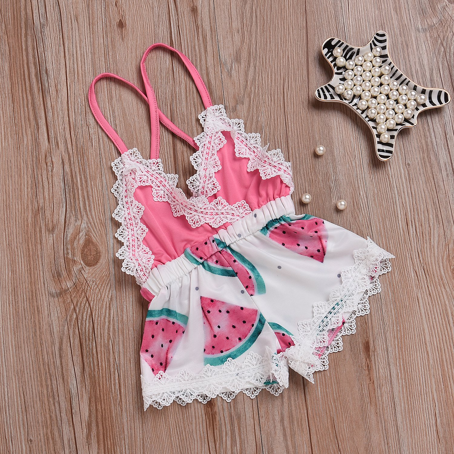 Happy Town 2018 Summer Toddler Baby Girl Clothes