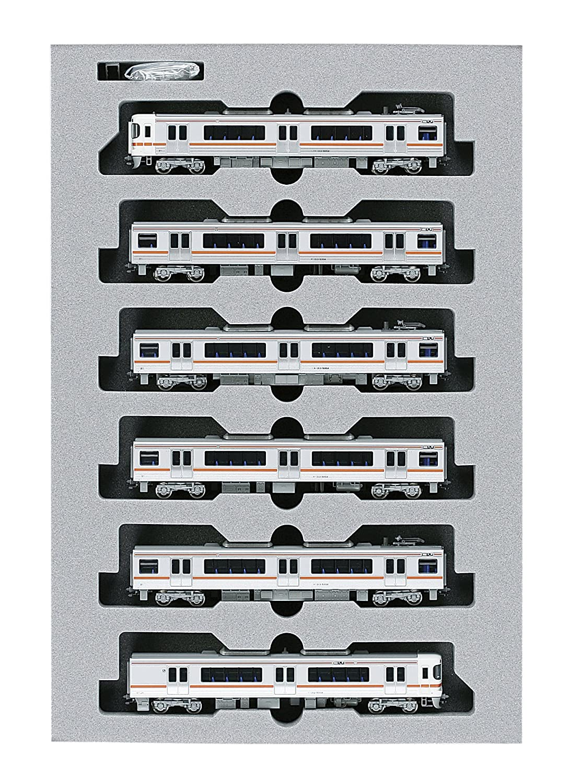 KATO Nゲージ 313系 5000番台 6両セット 10-586 鉄道模型 電車 B002GY8NAM