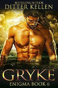 Gryke: Science Fiction Romance (Enigma Series Book 6)