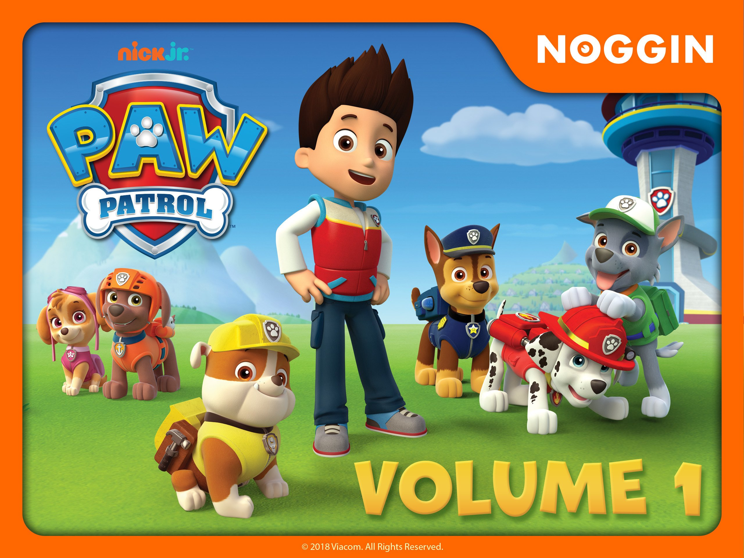 Amazon com: Watch PAW Patrol Volume 1 | Prime Video