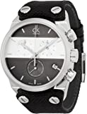 [カルバンクライン]CALVIN KLEIN 腕時計 Eager(イーガー) ミッド K4B381B3 メンズ 【正規輸入品】