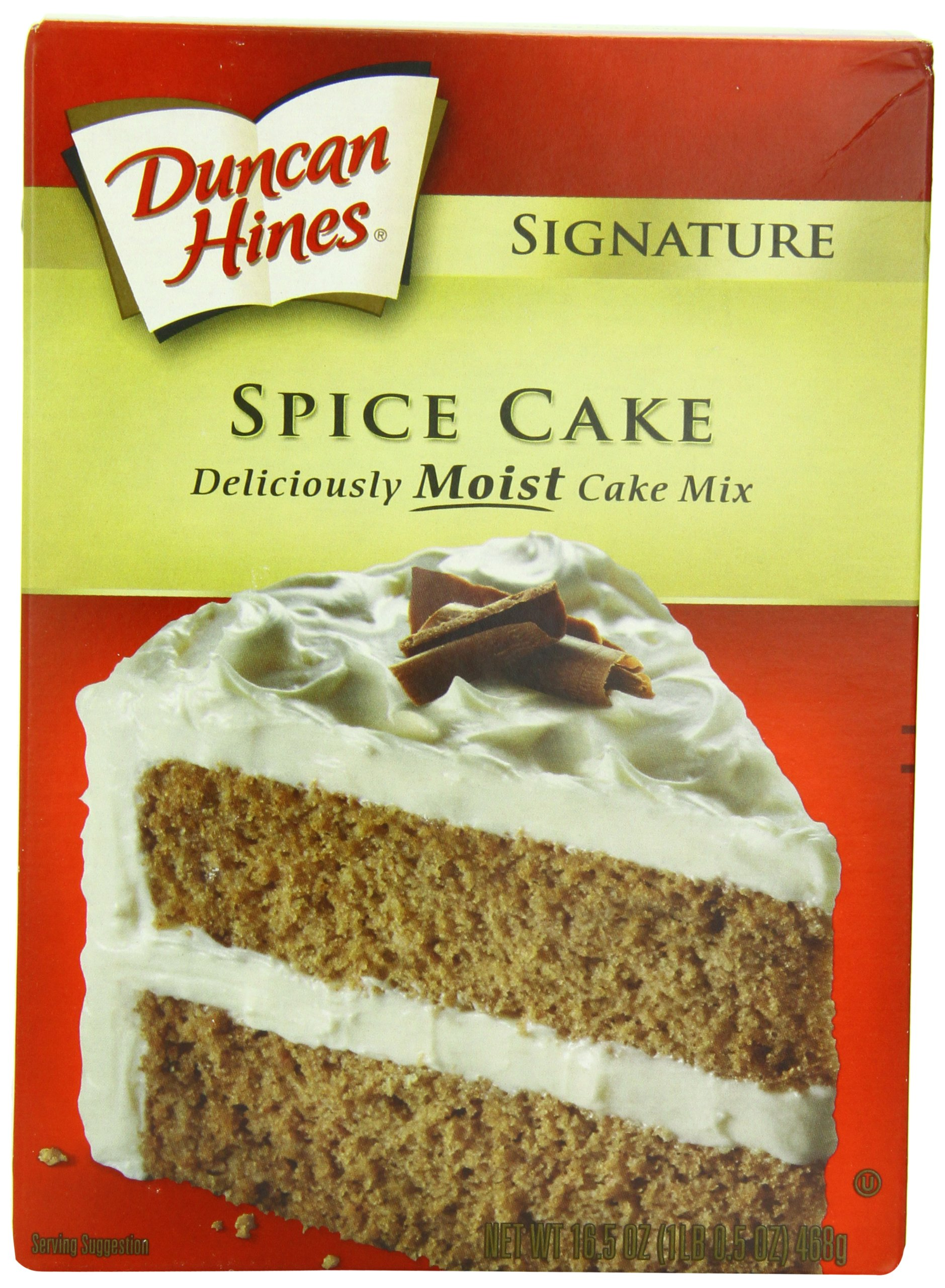 Duncan Hines Cake Mix Add Pudding