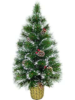 Wall Mounted Half Christmas Tree 4ft/1.2m restricted space indoor ...
