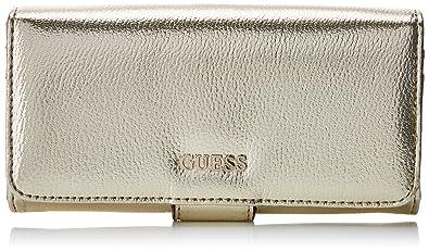Guess Slg Wallet, Womens Gold, 2x10x20 cm (W x H L)