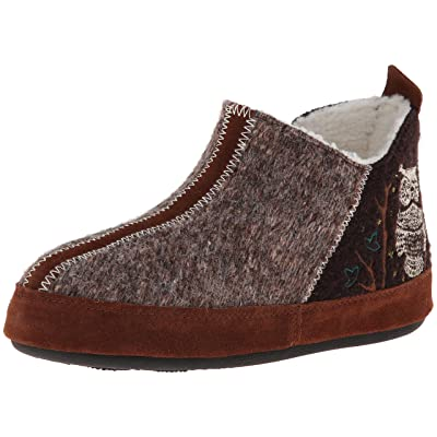 Amazon.com | Acorn Women's Forest Bootie Slipper | Ankle & Bootie