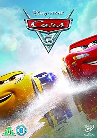 Cars 3 [DVD] [2017]: Amazon.co.uk: Brian Fee, Kevin Reher, Robert ...