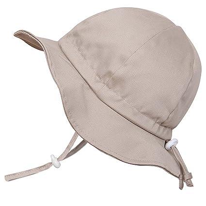 5489234970408c Twinklebelle Chapeau Contre Le Soleil pour bébé avec mentonnière, Cordon  d ajustement de la Taille de la tête, Respirant, FPS DE 50+  Amazon.fr   Sports et ...