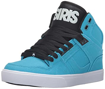d06293d1c0 Osiris Skateboard Shoes NYC 83 Vulc Blue/Neon Size 8: Amazon.es: Deportes y  aire libre