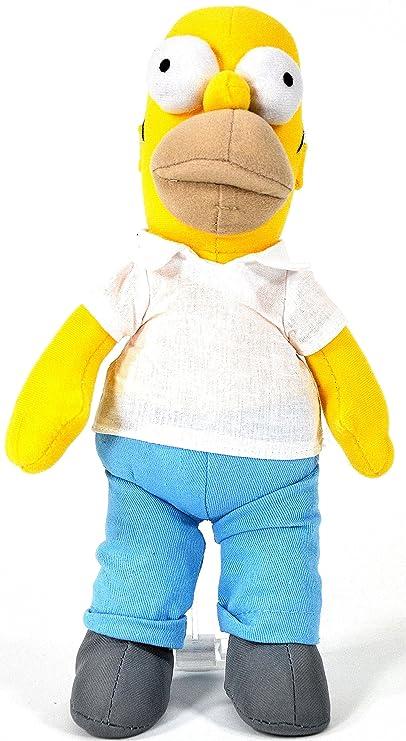 United Labels 1000182 Los Simpson - Peluche de Homer (26 cm): Amazon.es: Juguetes y juegos