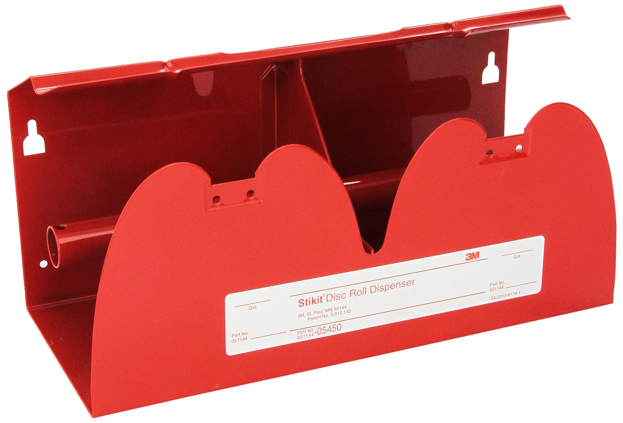 3M 05450 Stikit Disc Roll Dispenser by 3M (Image #2)