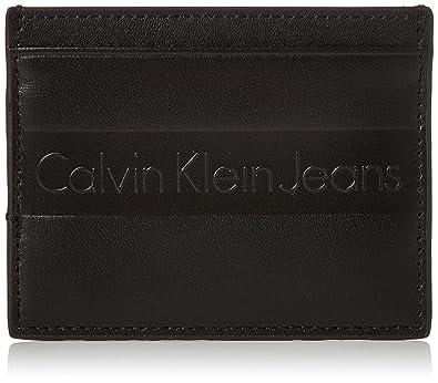 Calvin Klein - Ckj Logo Pop Cardholder, Carteras Unisex ...