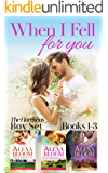 The Harrisons Boxed Set: Books 1-3: When I Fell For You (A Kindle Unlimited Boxed Set)