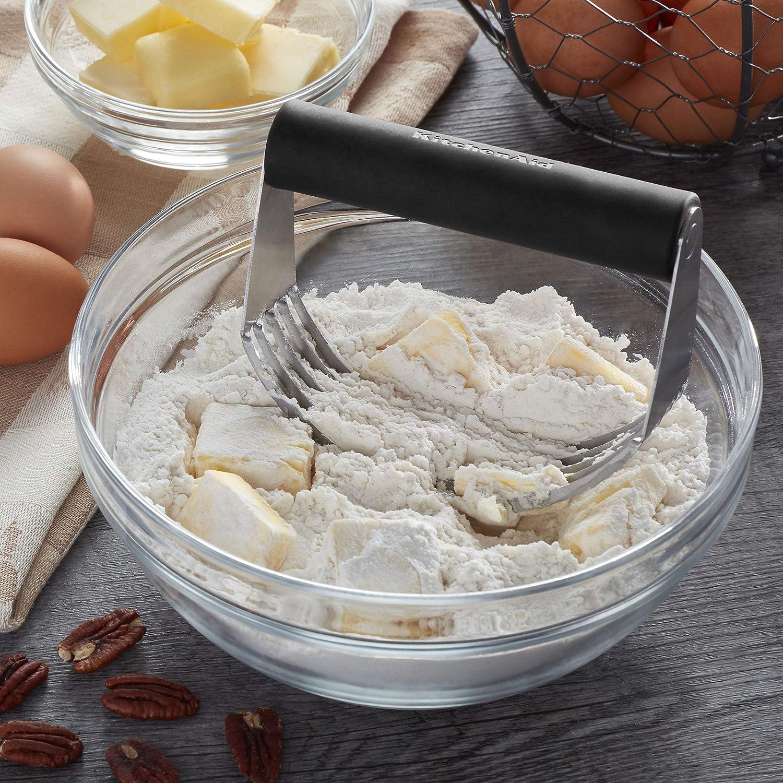 One Size Black KitchenAid KO043OHOBA Gourmet Pastry Blender