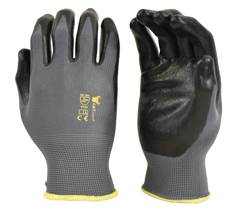 G&F Seamless Work Gloves