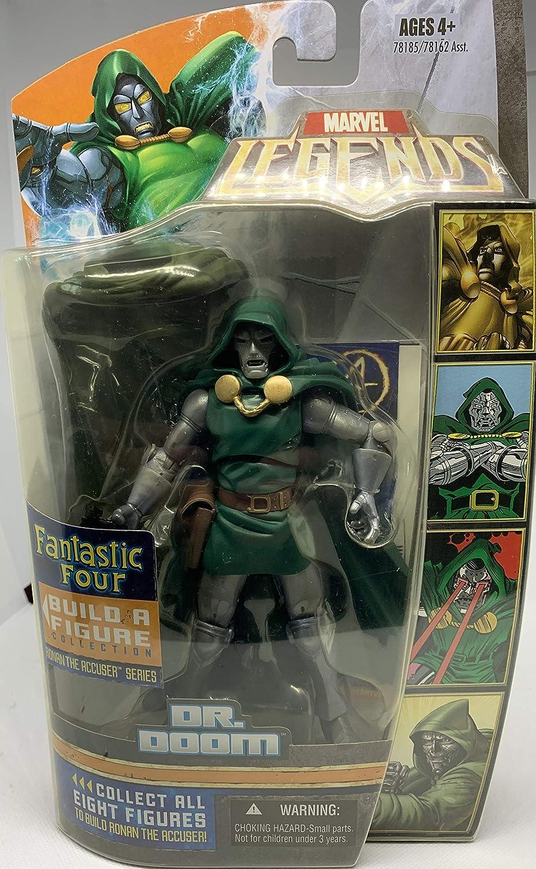 Super intense SALE famous Marvel Legends Fantastic Four Build A The Doom Figure Dr. Ronan