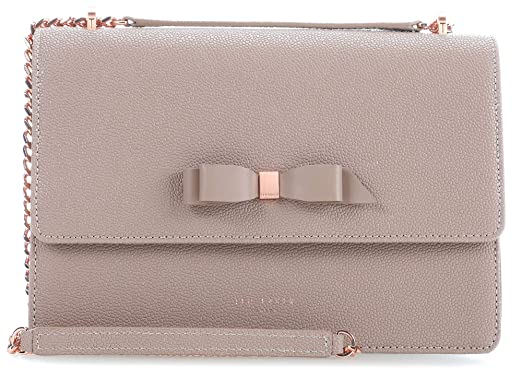 25d78dcd9 Ted Baker Joanaa Shoulder bag taupe  Amazon.co.uk  Clothing