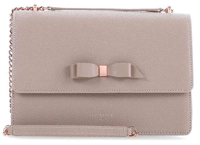 Ted Baker Joanaa Shoulder bag taupe  Amazon.co.uk  Clothing 6ffbb2c3196f9