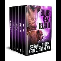 Bruins Peak Bears Box Set (Volume III) (English Edition)