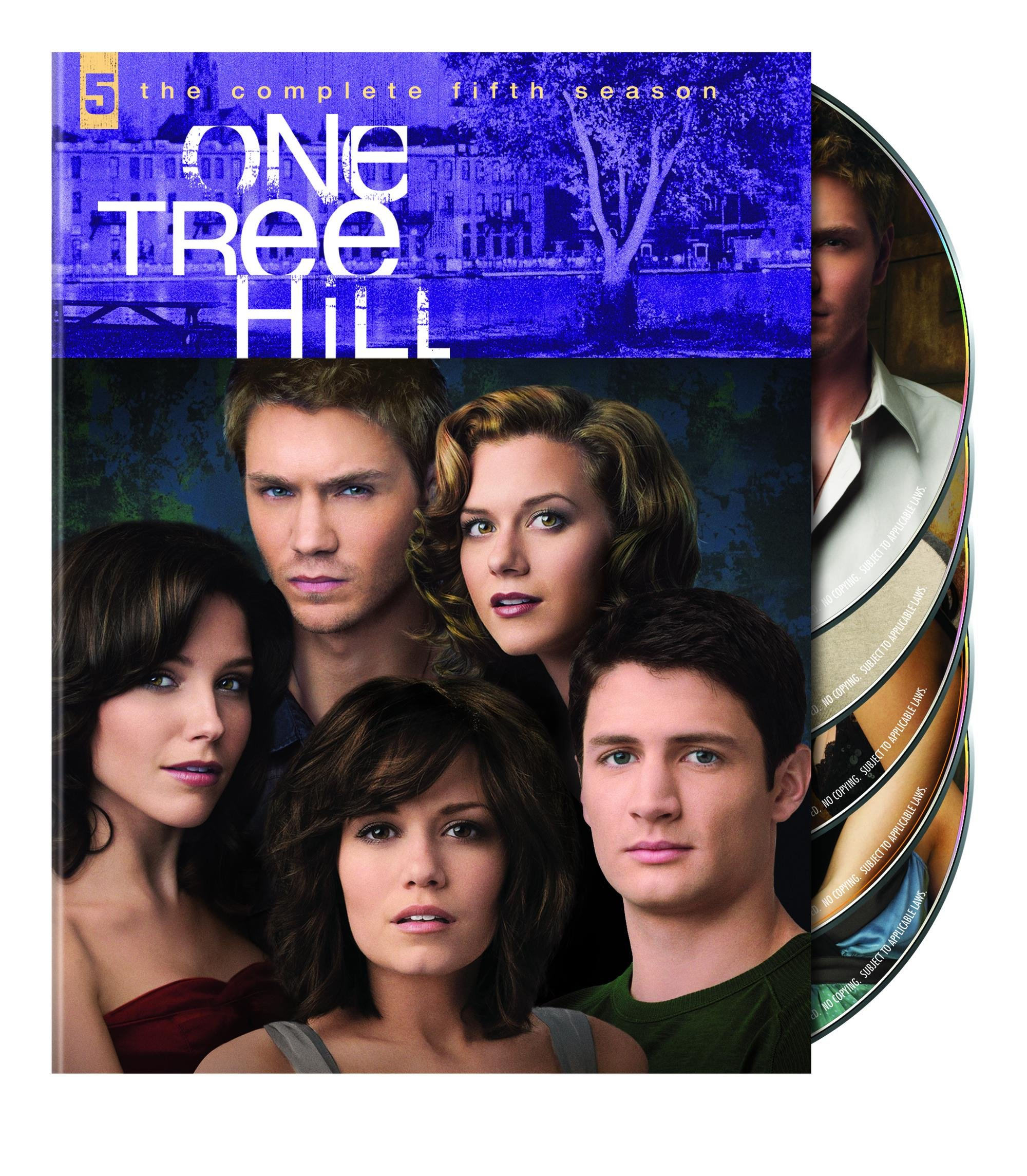 DVD : One Tree Hill: The Complete Fifth Season (Full Frame, Repackaged, Dolby, AC-3, )