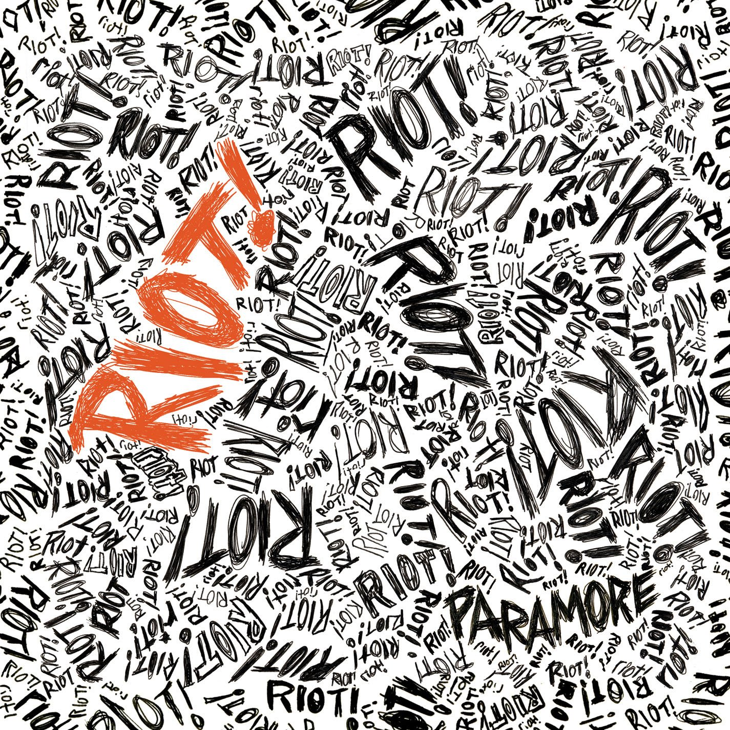 Image result for Riot paramore""