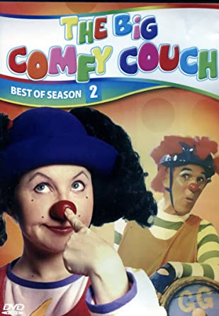 Amazoncom The Big Comfy Couch The Best Of Season 2 Dvd 6 Episodes