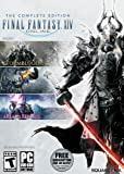 Software : FINAL FANTASY XIV Online Complete Edition (PC) [Online Game Code]