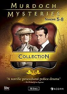 Murdoch Mysteries Collection 5-8